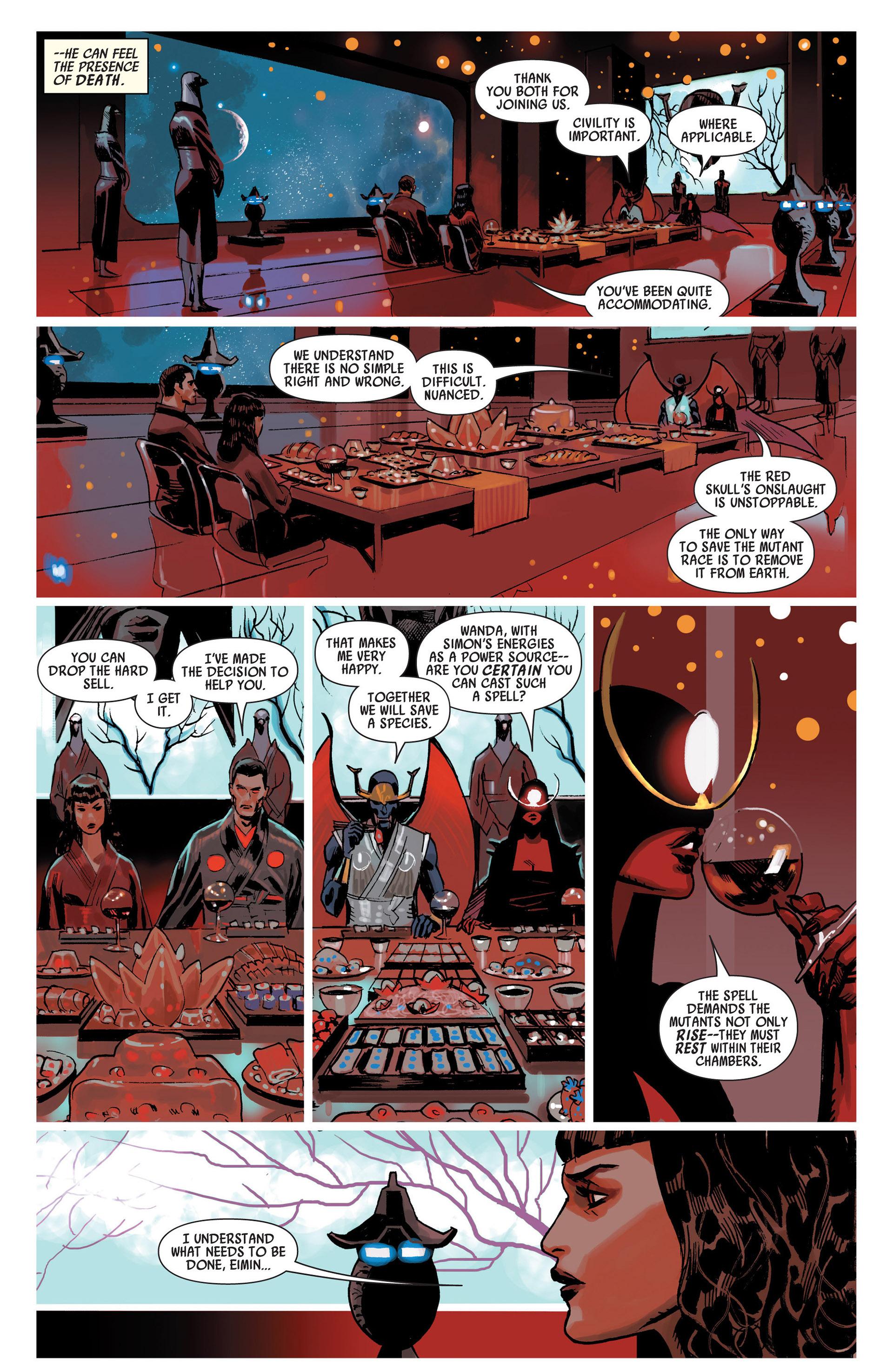 Read online Uncanny Avengers (2012) comic -  Issue #13 - 9