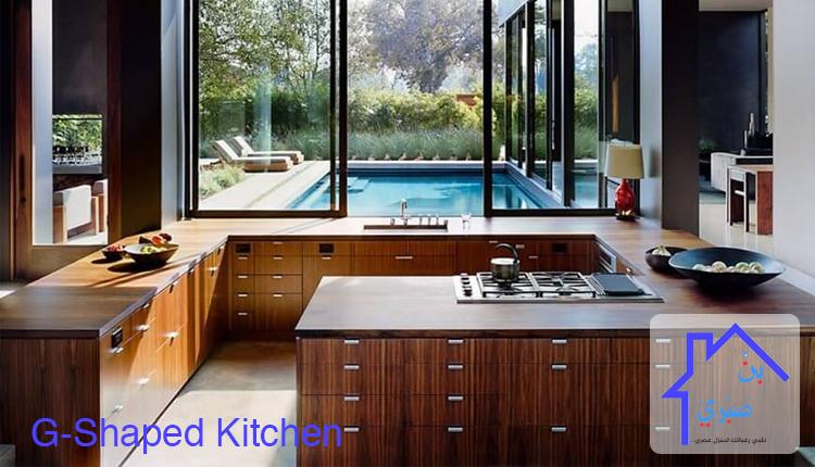 مطابخ مودرن | أنواع 7 تصاميم مطابخ وتطورها عبر السنين. 2
