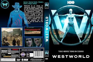 CARATULA[SERIE TV] WESTWORLDTEMPORADA 1