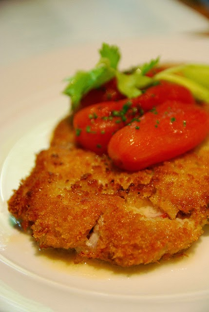 San Jacobos and Cordon Bleu