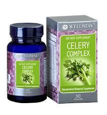 Wellness Celery Complex Obat Darah Tinggi Dan Asam Urat