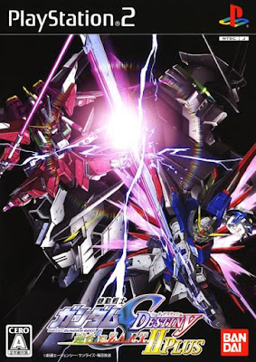 Mobile Suit Gundam Seed Destiny: Rengou vs. Z.A.F.T. II Plus PS2 GAME ISO