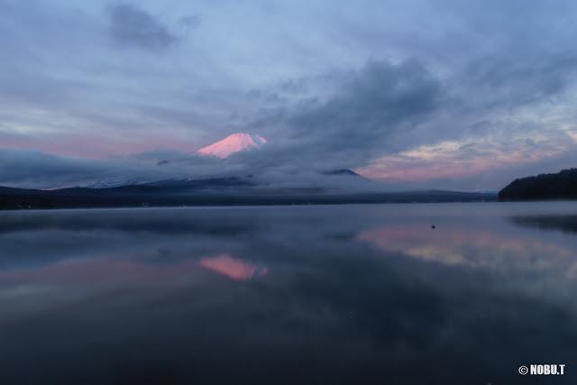 紅富士~山中湖