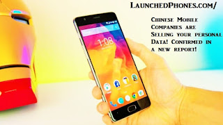 Chinese budget smartphones are selling the information Chinese budget smartphones are selling your information