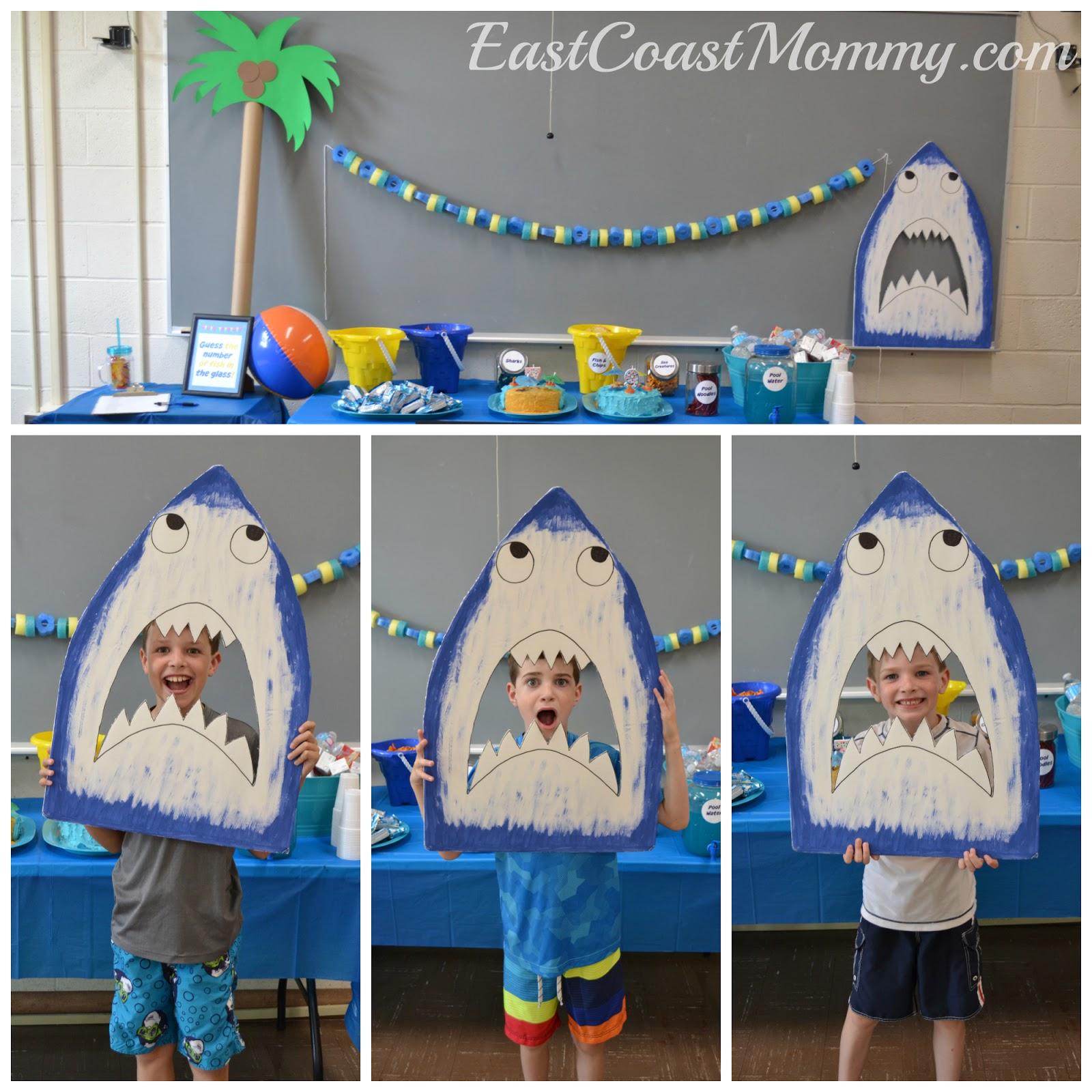 East Coast Mommy Diy Pool Party Ideas