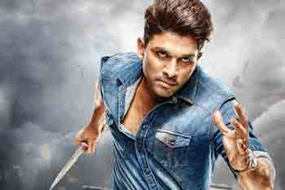 Allu Arjun Is Busy With Action Scenes