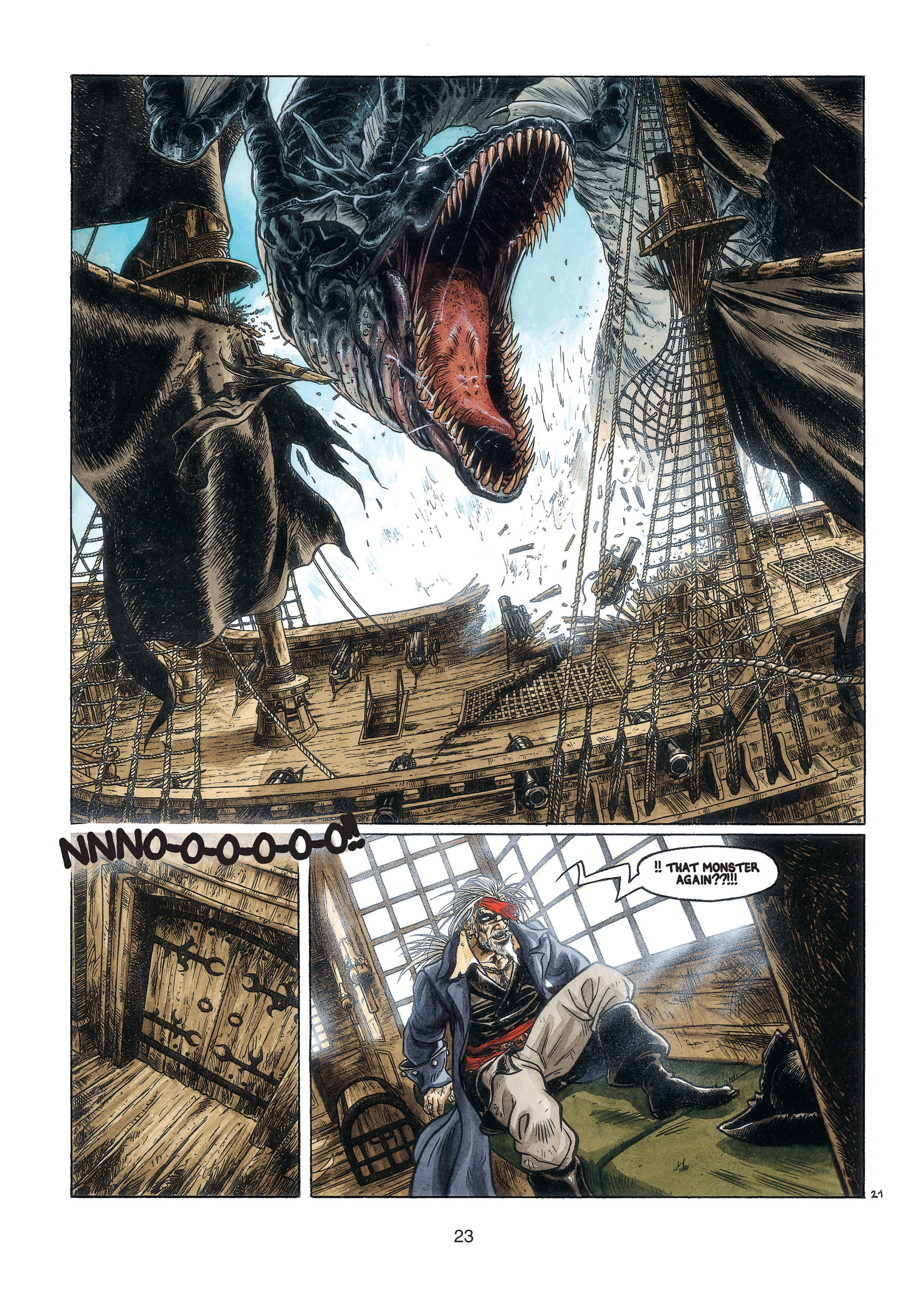 Read online Barracuda comic -  Issue #3 - 24
