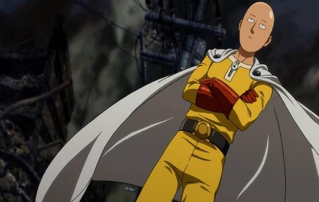 One Puch Man, el hombre más poderoso del mundo
