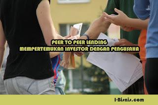 Investasi Melalui Peer To Peer Lending di Indonesia
