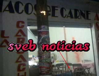 "Ejecutan a balazos a ""El Jonás"" en una taqueria de Cortazar Guanajuato"