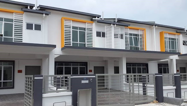 Pindah Masuk Rumah Baru Hujung Tahun 2019