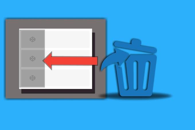 Berikut cara menghapus Thumbnail post di Homepage blog