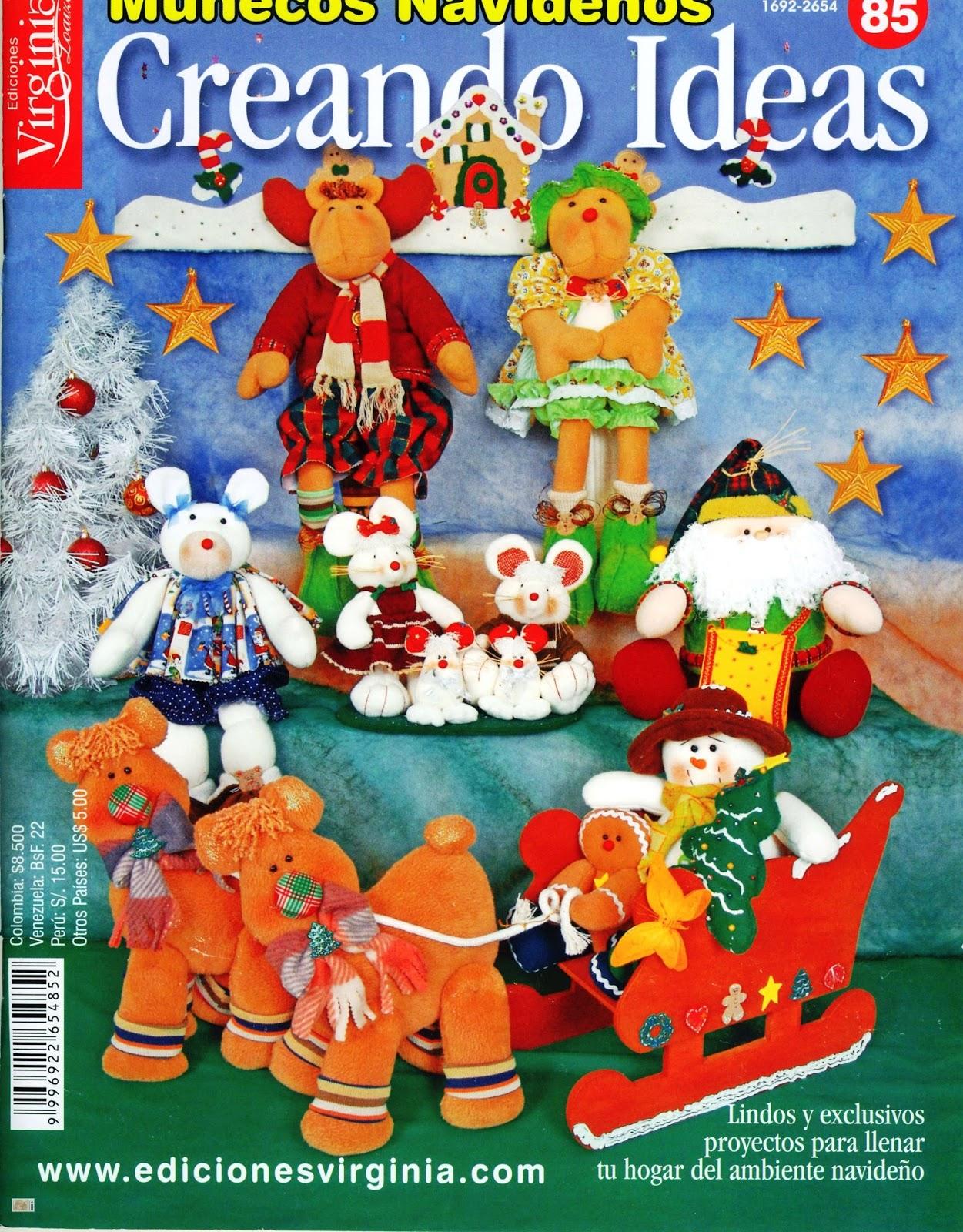 363fe425d0e Revistas de manualidades Gratis  navidad