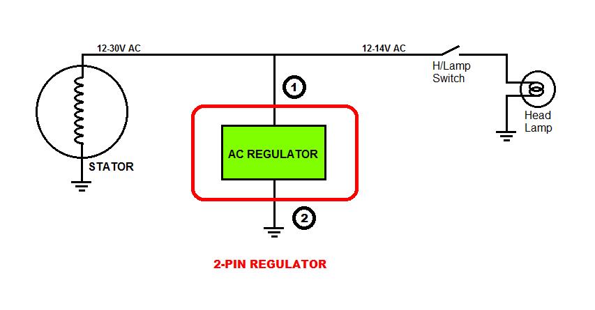 Understanding Motorcycle Voltage Regulator Wiring