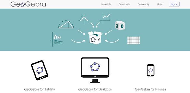 Download Aplikasi Geogebra 5