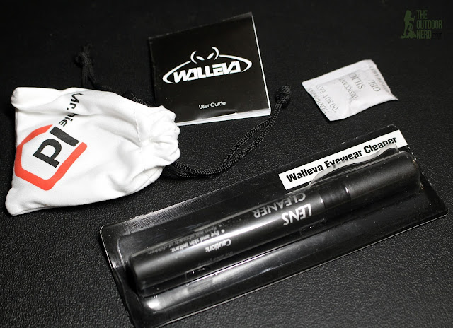 Walleva Mr. Shield Lenses -- Unboxing 4