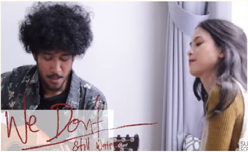 Lirik Lagu Maudy Ayunda (feat. Teddy Adhitya) – We Don't (Still Water)