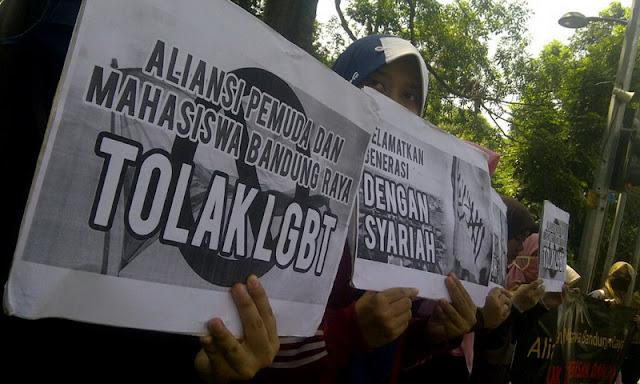 Pesta LGBT, Fahmi Salim: Ini Bahaya Laten