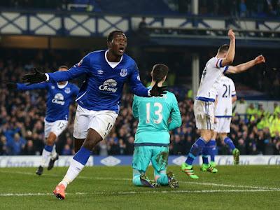 Romelu Lukaku Beri Mimpi BurukTerhadap Chelsea di Piala FA