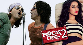 Rock On!! 2 box office collection