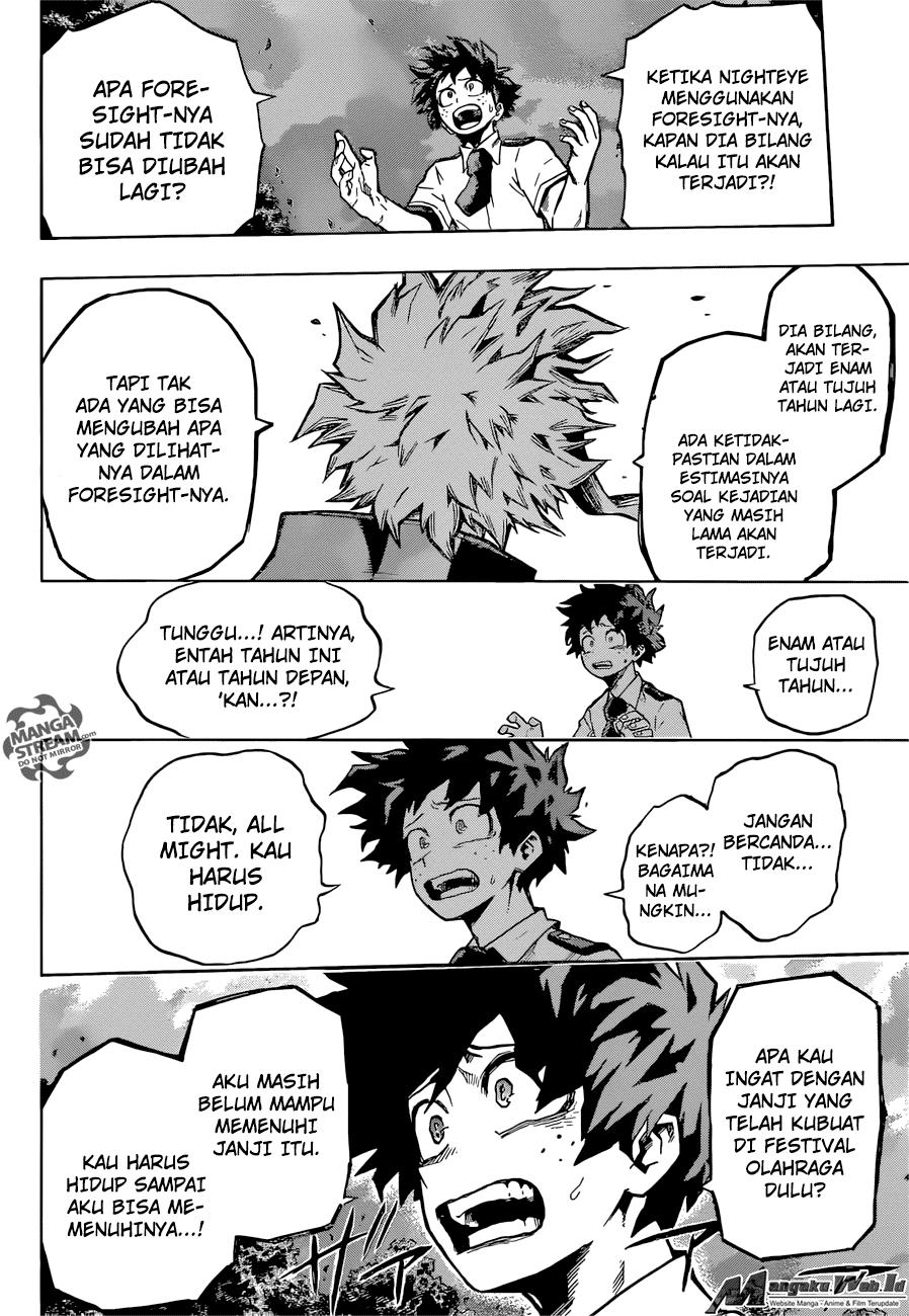 Boku no Hero Academia Chapter 131-7