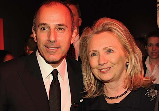 Matt Lauer to Moderate 'Commander-in-Chief Forum' – Will NBC Disclose Link to Clinton Foundation?