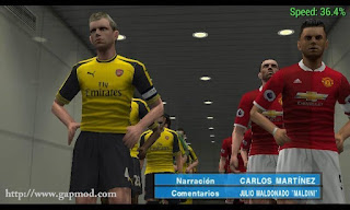 Download PES 2017 Seba Lorenzo ISO Android