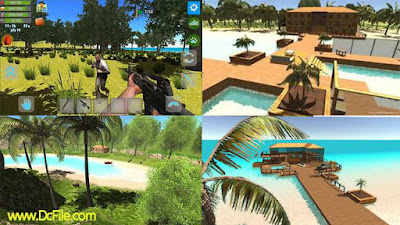 Ocean Is Home: Survival Island game download latest version 3.3.0.2