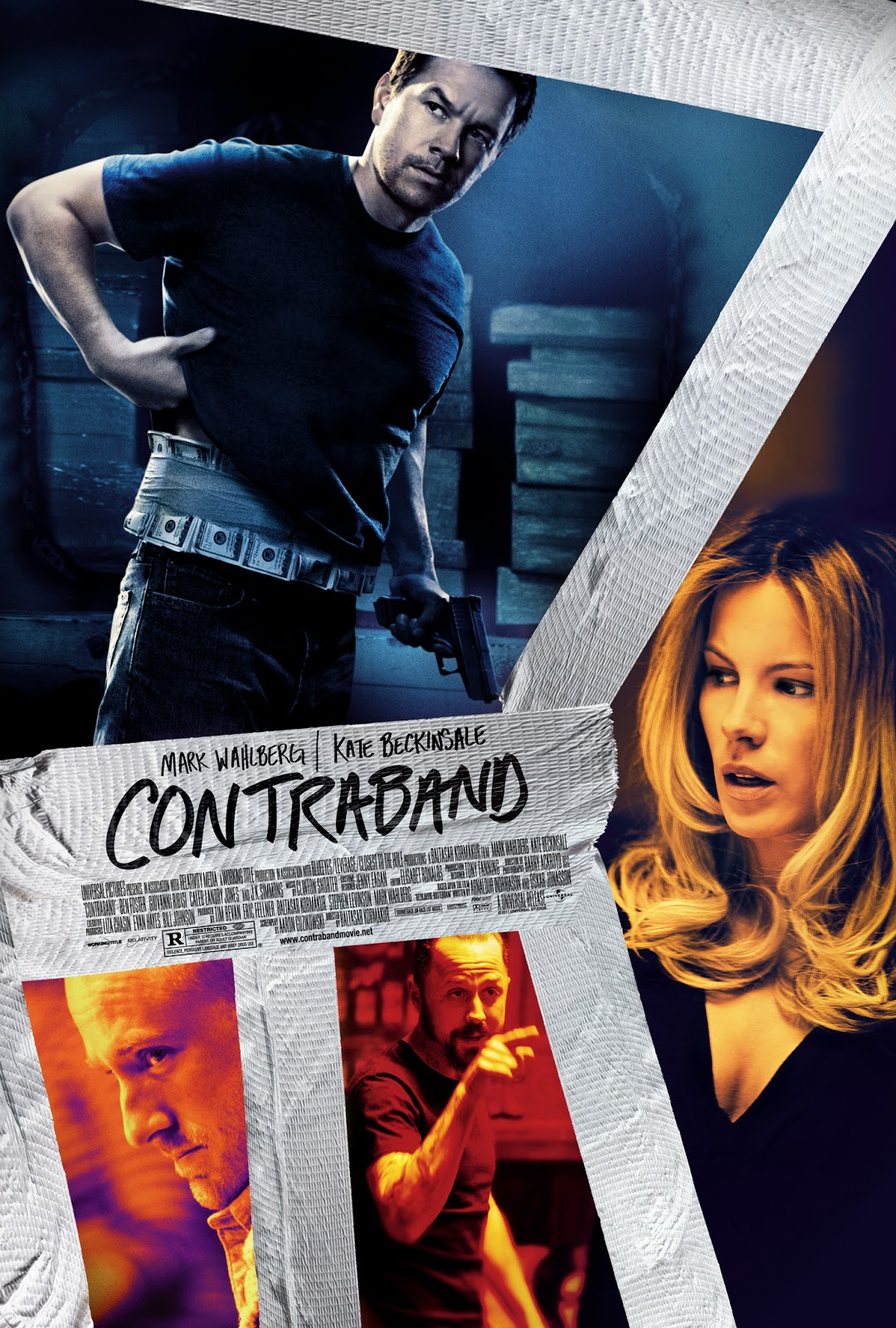 contraband full movie in hindi dubbed