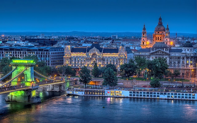 Roteiro de 2 dias em Budapeste