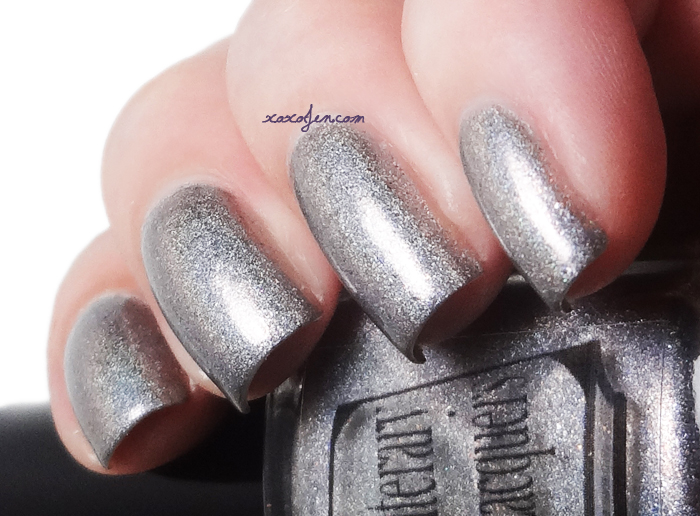 xoxoJen's swatch of Literary Lacquer Aunt Beast