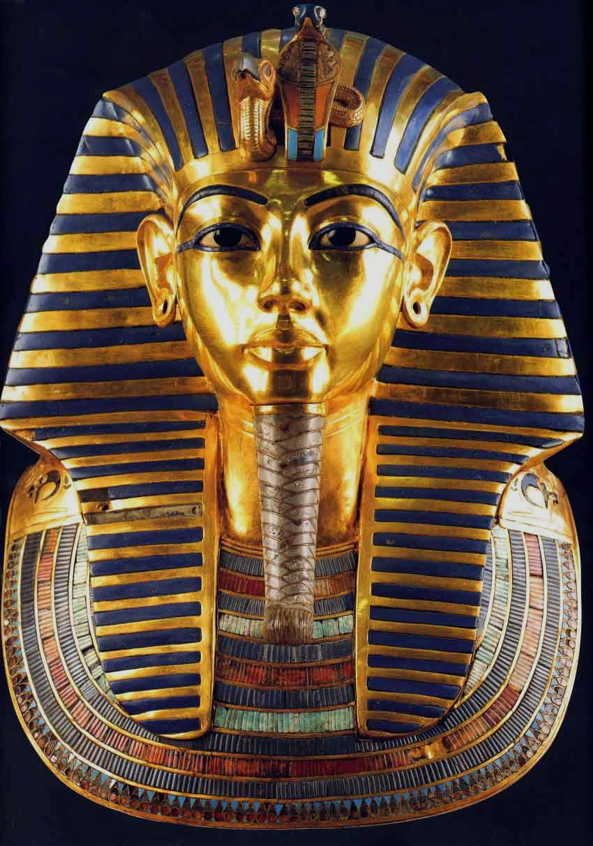 Anita Jo Intenzo-Haunted Author: THE CURSE OF KING TUT-IS