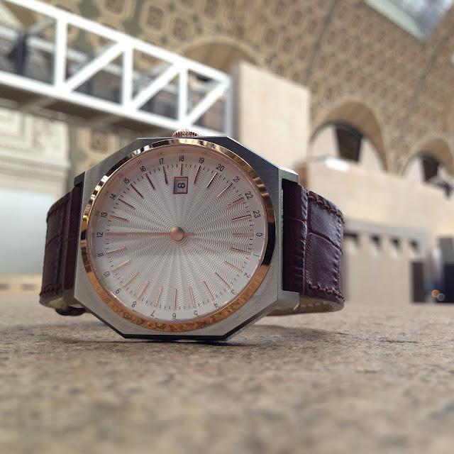 Entschleunigung trifft auf Uhrmacherkunst 'automatically slow'