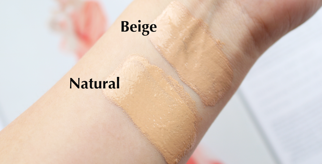 Image I-Conceal Flawless Foundation - Review & Swatches