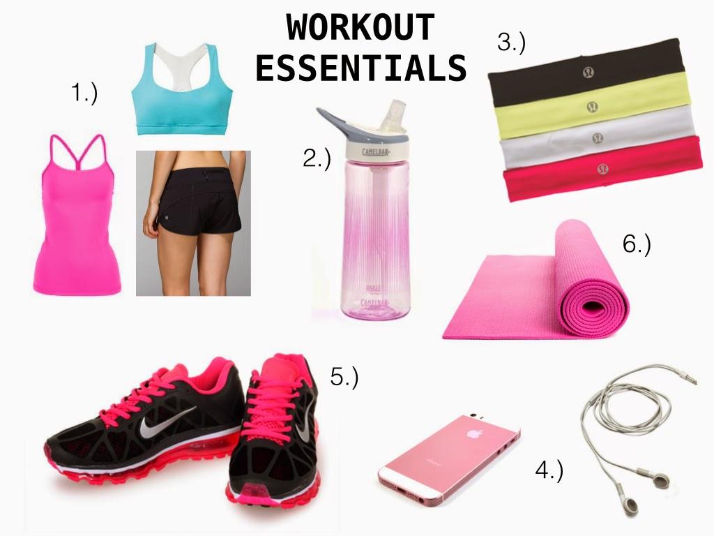 fe594f6f396acb Traveling Posh: Workout Essentials