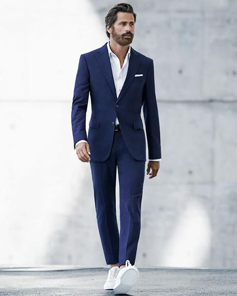 model baju jas pria modern