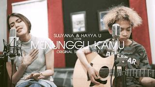 Lirik Lagu Menunggu Kamu - Suliyana