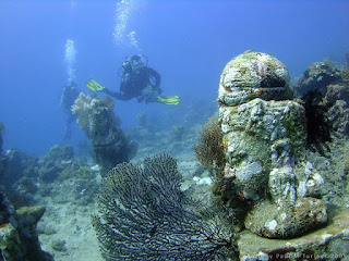 Browse the Unique Charm Of The Underwater Archaeological Sights Pemuteran Bali