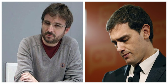 Jordi Évole ridiculiza a Albert Rivera