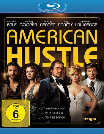 American Hustle (2013) Dual Audio Hindi 480p BluRay 450MB ESubs