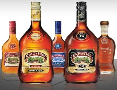 hình ảnh rượu Rum