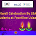 I to WE a great concept is presented by J&K students on this Diwali 2016