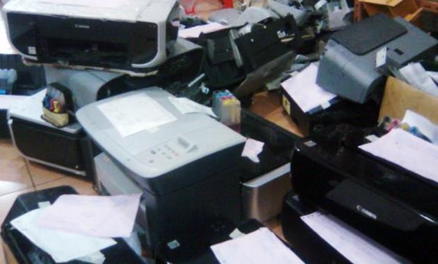 Penyebab Printer Cepat Rusak