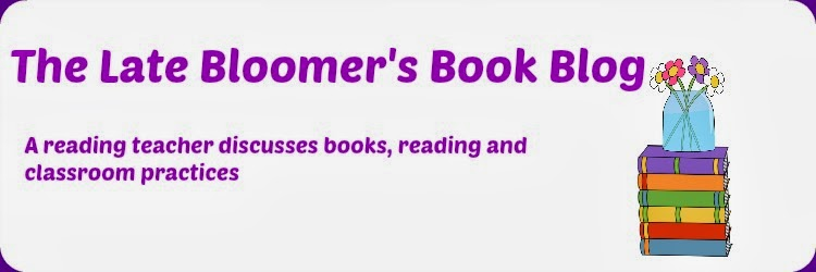 The Late Bloomer's Book Blog
