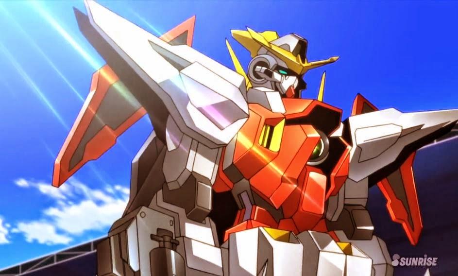 Hình ảnh  Cuộc Chiến Gundam Phần 2