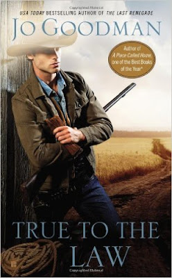 Book Review: True to the Law, by Jo Goodman