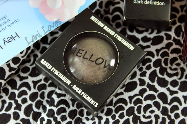 September 2015 Lust Have It Box Mellow Opium Eyeshadow Review