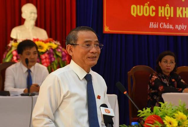 Bí thư Trương Quang Nghĩa