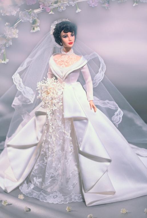 Vive la mari e inspirations pour le challenge dolls - Barbie mariee ...