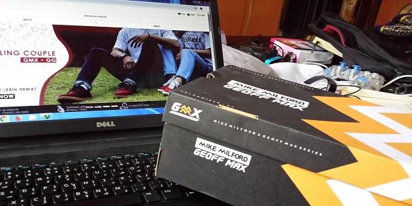 Unboxing Sepatu Geoff Max Original